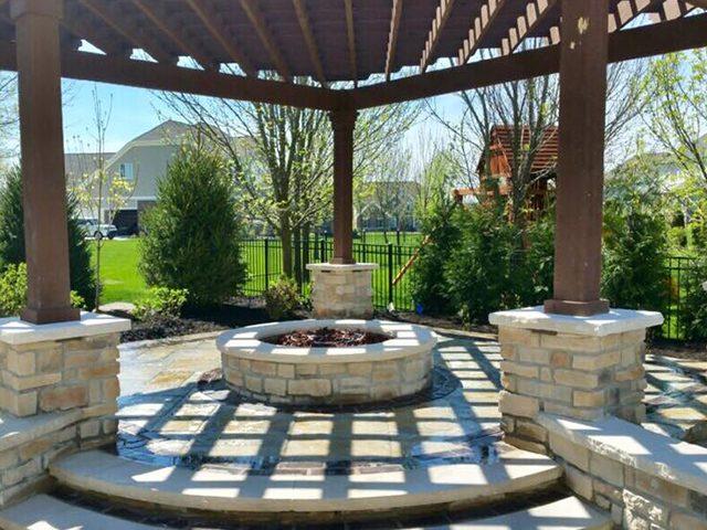 noblesville landscaping design
