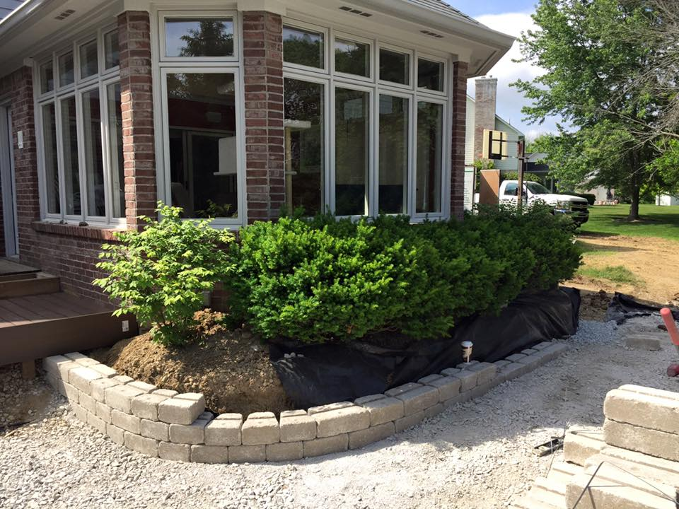 Carmel Landscaping Before & After